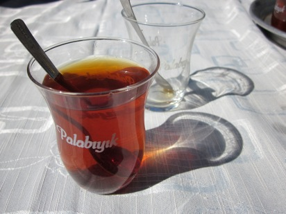 Palabiyik tea at Uludag
